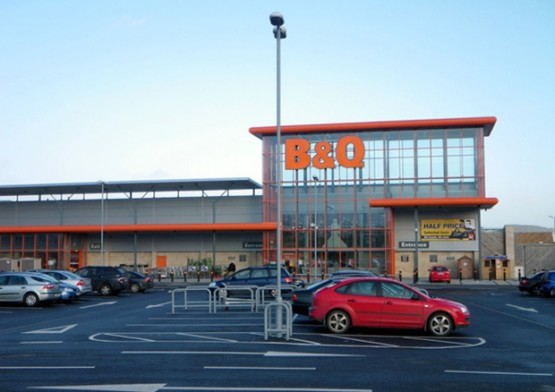 B & Q Waterford - Frank Fox & Associates