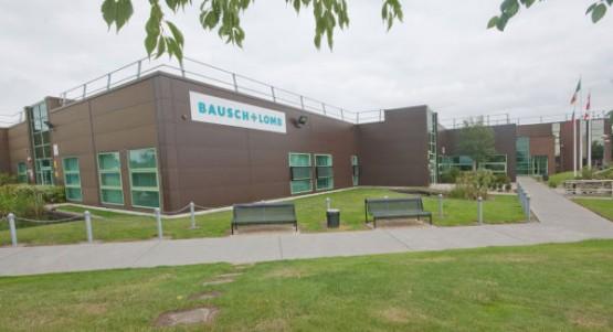 Bausch and Lomb Factory - Frank Fox & Associates