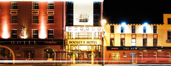 Dooley's Hotel, The Quay, Waterford City - Frank Fox & Associates