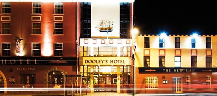 Dooley's Hotel, The Quay, Waterford City - Frank Fox & Associates