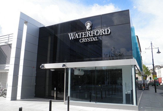 House of Waterford Crystal - Frank Fox & Associates