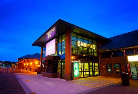 Omniplex Cinema Wexford - Frank Fox & Associates